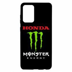 Чохол для Samsung A72 5G Honda Monster Energy