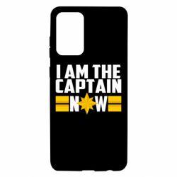 Чохол для Samsung A72 5G I am captain now