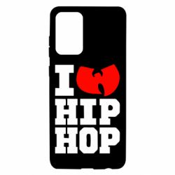 Чохол для Samsung A72 5G I love Hip-hop Wu-Tang