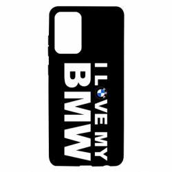 Чохол для Samsung A72 5G I love my BMW