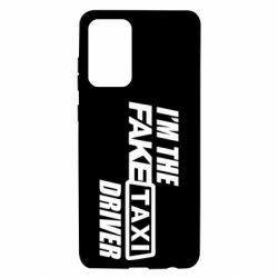 Чехол для Samsung A72 5G I'm the Fake Taxi Driver