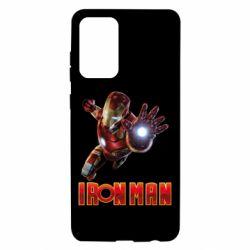 Чохол для Samsung A72 5G Iron Man 2