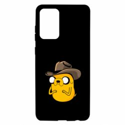 Чохол для Samsung A72 5G Jack Daniels Adventure Time