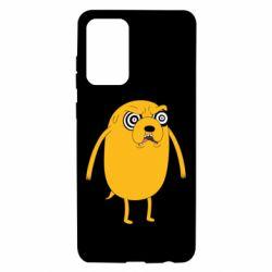 Чохол для Samsung A72 5G Jake from  Adventure Time