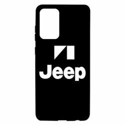 Чехол для Samsung A72 5G Jeep Logo