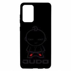 Чохол для Samsung A72 5G Judo Fighter