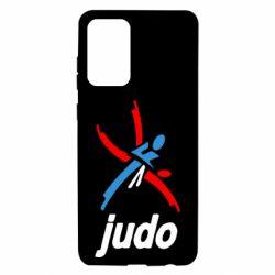 Чохол для Samsung A72 5G Judo Logo