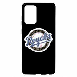 Чохол для Samsung A72 5G Kansas City Royals