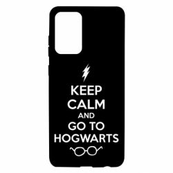 Чохол для Samsung A72 5G KEEP CALM and GO TO HOGWARTS