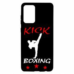 Чохол для Samsung A72 5G Kickboxing Fight