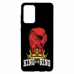 Чохол для Samsung A72 5G king of the Ring