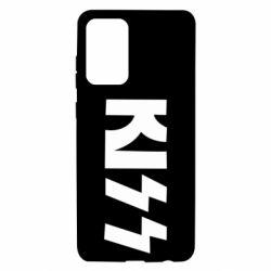 Чохол для Samsung A72 5G Kiss Logo