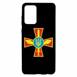 Чохол для Samsung A72 5G Хрест з мечем та гербом