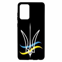 Чохол для Samsung A72 5G Кумедний герб України