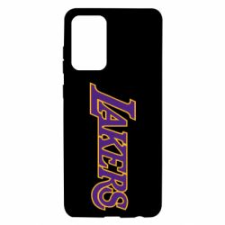 Чохол для Samsung A72 5G LA Lakers