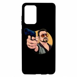 Чохол для Samsung A72 5G Лебовськи з пістолетом