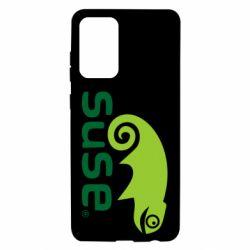 Чехол для Samsung A72 5G Linux Suse