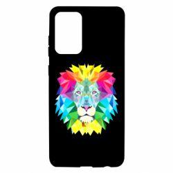 Чехол для Samsung A72 5G Lion vector