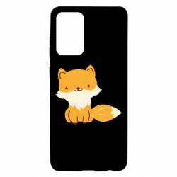 Чехол для Samsung A72 5G Little red fox