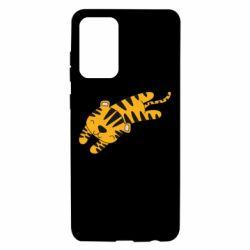 Чохол для Samsung A72 5G Little striped tiger