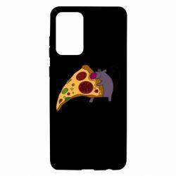 Чехол для Samsung A72 5G Love Pizza 2