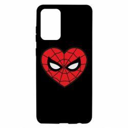 Чохол для Samsung A72 5G Love spider man
