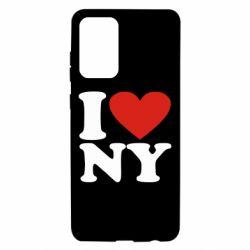Чохол для Samsung A72 5G Люблю Нью Йорк
