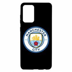 Чохол для Samsung A72 5G Manchester City
