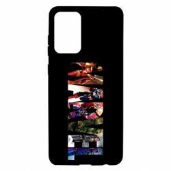 Чохол для Samsung A72 5G Marvel Avengers