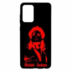 Чохол для Samsung A72 5G Майкл Джексон