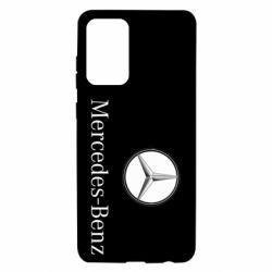 Чехол для Samsung A72 5G Mercedes-Benz Logo