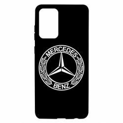 Чохол для Samsung A72 5G Mercedes Логотип