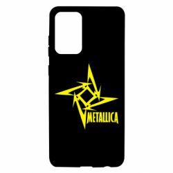 Чохол для Samsung A72 5G Логотип Metallica