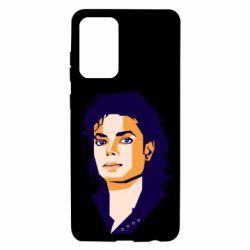 Чохол для Samsung A72 5G Michael Jackson Graphics Cubism