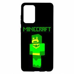 Чохол для Samsung A72 5G Minecraft Batman