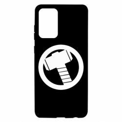 Чехол для Samsung A72 5G Молот Тора