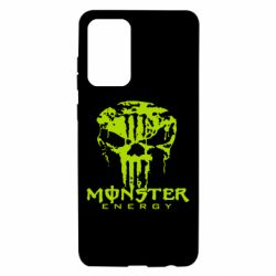 Чохол для Samsung A72 5G Monster Energy Череп
