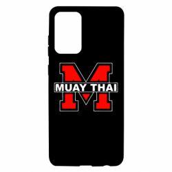Чохол для Samsung A72 5G Muay Thai Big M