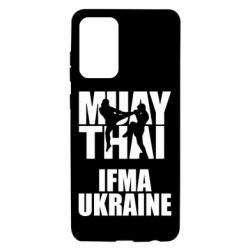 Чехол для Samsung A72 5G Muay Thai IFMA Ukraine
