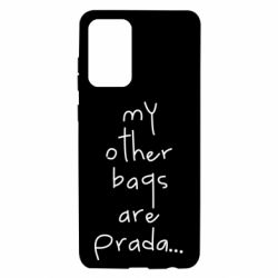 Чохол для Samsung A72 5G My other bags are prada