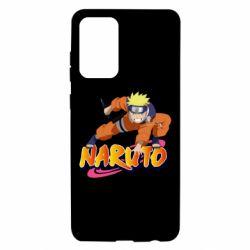 Чохол для Samsung A72 5G Naruto with logo