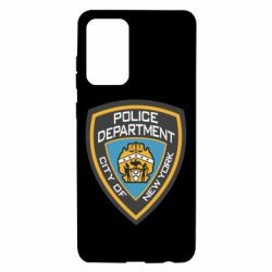 Чехол для Samsung A72 5G New York Police Department