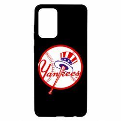 Чохол для Samsung A72 5G New York Yankees