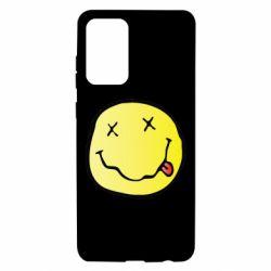 Чохол для Samsung A72 5G Nirvana Logo 3D