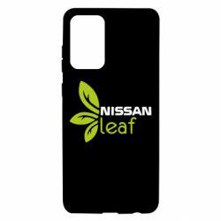Чехол для Samsung A72 5G Nissa Leaf