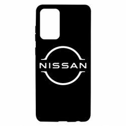 Чехол для Samsung A72 5G Nissan new logo