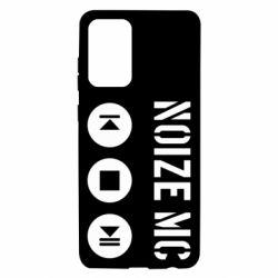 Чохол для Samsung A72 5G Noize MC-плеєр