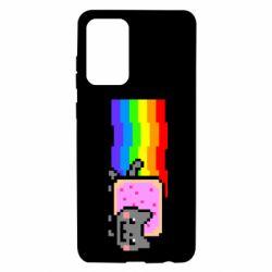 Чохол для Samsung A72 5G Nyan cat