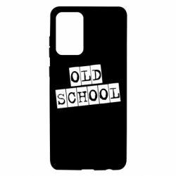 Чохол для Samsung A72 5G old school