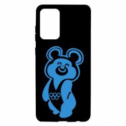 Чохол для Samsung A72 5G Олімпійський Ведмедик